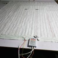 榻榻米碳纤维发热片,24K无纺布加热片
