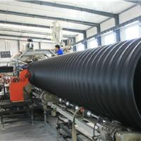 供应批发DHPE钢带增强螺旋波纹管