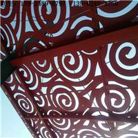 室内雕花铝单板隔断