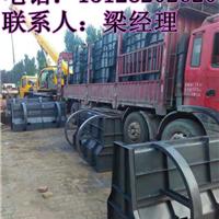 水泥隔离墩模具的应用