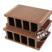 145*50mm塑木景观景区工程专用加厚木塑地板