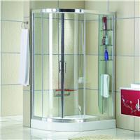 凯迪斯卫浴简易淋浴房 钢化玻璃沐浴房