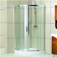 批发简易淋浴房 酒店工程家装弧形冲凉房