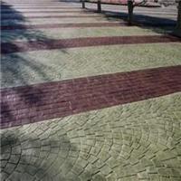 供青海玉树压花地坪和大通混凝土压膜地坪