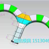 供应密云骨架护坡模具gj-05