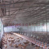 金诚喷雾消毒设备防治H5N6禽流感