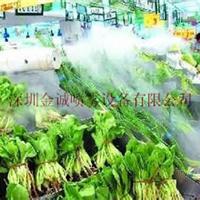 超市果蔬喷雾加湿设备