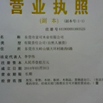 公司营业执照