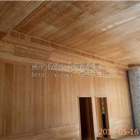 厂家直供碳化竹集成材墙面竹装饰板材