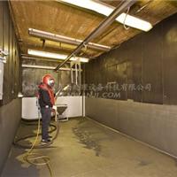 供应TB-SF1064PW液体喷砂房