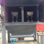 供应TBQ236-2P摇篮式链条抛丸机