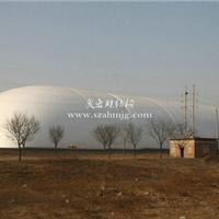 充气膜羽毛球场(奥宏膜结构)气膜施工