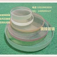 耐高温玻璃 高温钢化硼硅玻璃