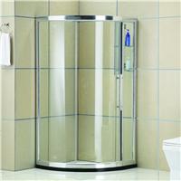淋浴房卫浴批发  洒店工程淋浴隔断