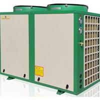 即热式空气源热泵热水机组