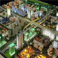 供兰州局部模型和甘肃城市景观模型开发