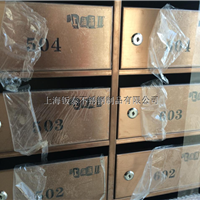 供应小区/别墅专用 不锈钢信报箱 信件箱
