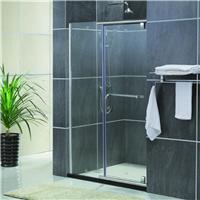 厂家批发 可定制 简易淋浴房 平开式淋浴门