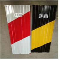 厂家直销:镀锌铁皮安全带 楼层隔离带警示带