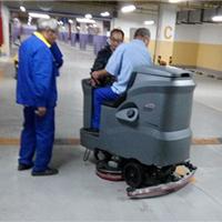 兰考尉氏通许地下车库地面清洗用哪种洗地机