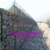 供应厂家专业生产合金钢丝网箱防滑坡