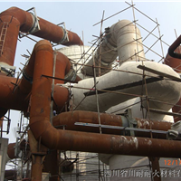 四川工业窑炉热设备管道保温工程