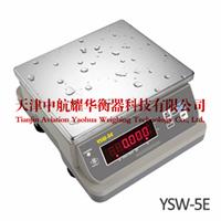 电子桌称 品质英展YSW防水秤 天津生产商
