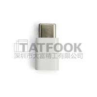 供应Micro转Type-C转接头 USB手机转接头