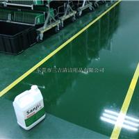 三吉牌抗静电地板蜡 电子厂专用防静电蜡水