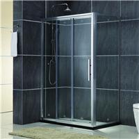 大量批发浴室淋浴房  酒店家装卫浴玻璃隔断
