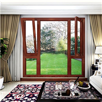 供应门窗玻璃建材专业生产隔热断桥铝门窗