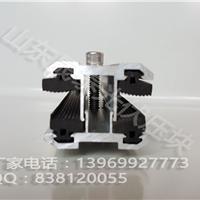 可调式双玻组件压块 薄膜压块