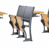 青岛办公家具厂礼堂椅k618的特点