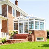 供应玻璃花园阳光房优质阳光房型材