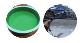 供应金雨屏JYP-101单组份聚氨酯防水涂料