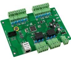 供应批发TCP双门双向门禁控制器MC-5824