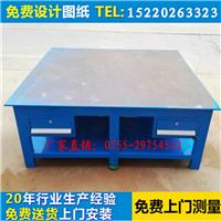 深圳W1500*D1500*H800MM模具试验台