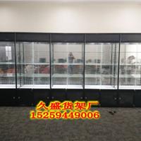 供应展示柜,玻璃展柜,钛合金展柜定做
