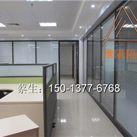 深圳玻璃办公室隔断 厂家