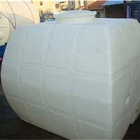 3000L方形卧式水箱 车载卧式水箱