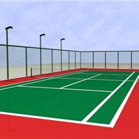 腾方网球场专用室外PVC运动地胶抗老化