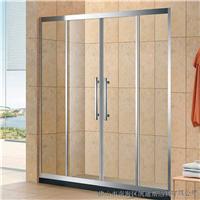 批发可定制酒店宾馆淋浴房 不锈钢卫浴门