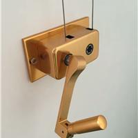 供应升降晾衣架配件手摇器