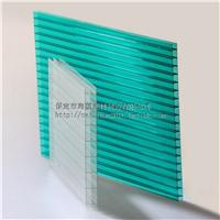 阳光板厂家 透明温室阳光板批发