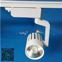 供应画廊LED轨道灯20w30w低价舞台cob导轨灯