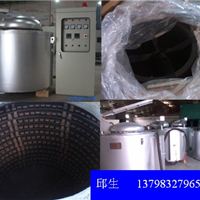 供应熔铝电炉 坩埚熔铝铝炉 装100公斤铝液