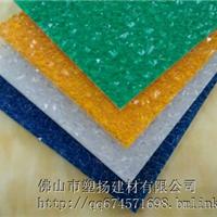 供应茶色PC钻石颗粒板抗老化十年质保