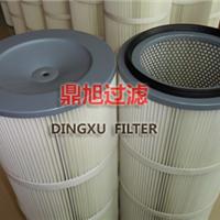供应自洁式PTFE覆膜除尘滤筒规格齐全