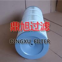 鼎旭PTFE覆膜除尘滤筒自洁式滤芯