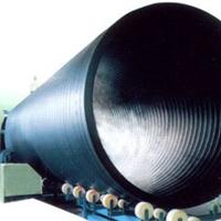 HDPE通用增强型网状结构壁管供应商